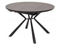 Обеденный стол VOLAND темно серый Керамика