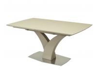 Обеденный стол CANBERRA 160 LATTE