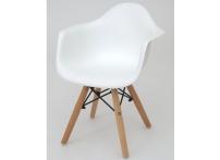 Детский стул Eames DAW белый