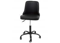 Компьютерный стул на роликах Adam 942-5 черный