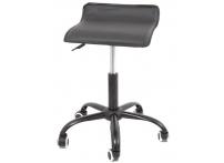 Компьютерный стул на роликах Сrim 2w17 черный