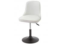 Компьютерный стул поворотный Adam 942-5 белый