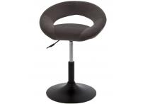 Компьютерный стул поворотный Mira S-905 серый велюр