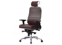 Кресло SAMURAI KL-3.03 Темно-бордовое