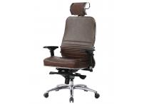 Кресло SAMURAI KL-3.03 Темно-коричневое