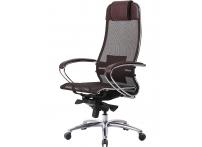 Кресло SAMURAI S-1.03 Темно-бордовое