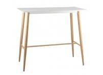 Барный стол EAMES белый