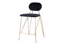 Полубарный стул ЭЛИС Темно-синий