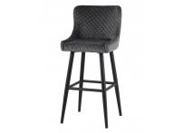 Барный стул СТИТЧ Серый