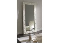 Зеркало E-95 Белое