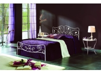 Кровать 531 Olga Cream 180 см