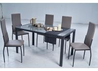 Стол  MK-7000-BL