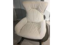 Кресло-качалка  MK-6933-BG