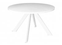 Обеденный стол Паркер 120 Белый