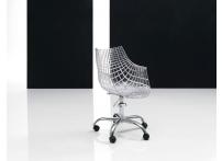 Рабочее кресло PC-107 Прозрачное