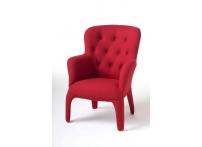 Кресло 689V Красное