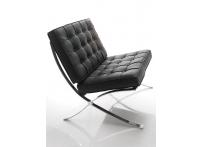 Кресло 580 Черное