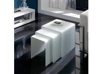 Набор приставных столиков ND-01 Белый
