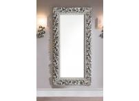 Зеркало PU049 80х190 Серебро