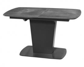 Обеденный стол COOPER 130 Темно-серый сланец