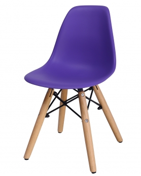 Детский стул JERRY сиреневый