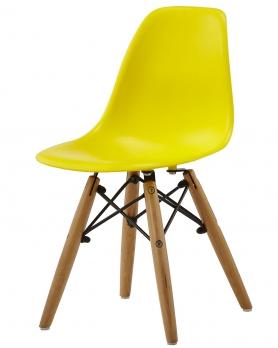 Детский стул JERRY желтый