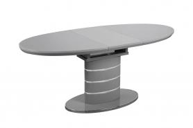 Обеденный стол LUNA-140 Серый