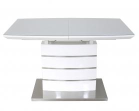 Обеденный стол MARS 140 Белый