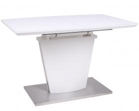 Обеденный стол GOLF Белый матовый