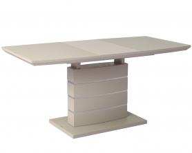 Обеденный стол NEPTUNE 120 Капучино