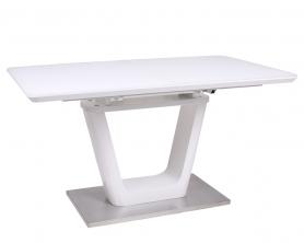 Обеденный стол VECTRA 140 Белый