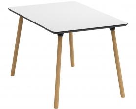 Обеденный стол PW-036-1 белый