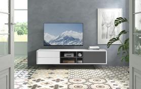 ТВ-тумба TV-131 Белая