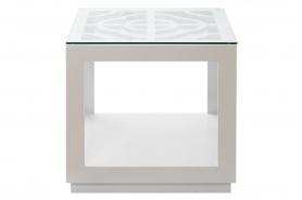 Журнальный столик квадратный малый LZ-120E