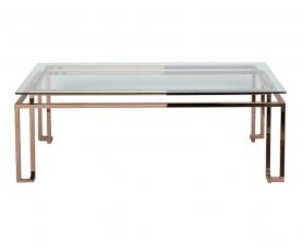 Стол журнальный для гостиной (золото) KFG060