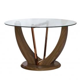 Обеденный стол круглый 30F-908