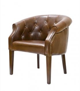 Кресло кожаное PJC347-PJ044