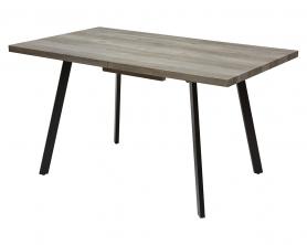 Обеденный стол BRICK 120 Серый дуб