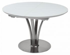 Обеденный стол KANSAS Белый