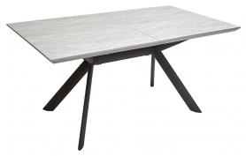 Обеденный стол LAKE 160 Серый камень