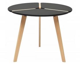 Обеденный стол PEONY Черный