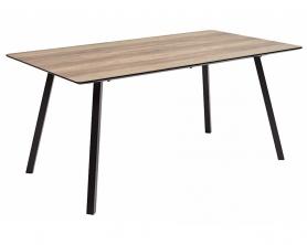 Обеденный стол ICEY 160 Винтажный дуб