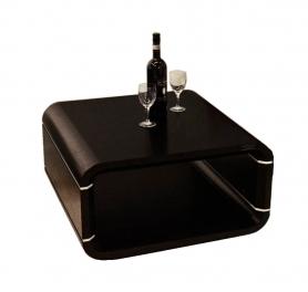 Журнальный столик Opus Quadro  черный дуб