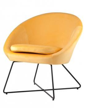 Кресло КОЛУМБИЯ Оранжевое