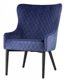 Кресло СТИТЧ Синее