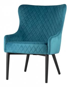 Кресло СТИТЧ Темно-бирюзовое