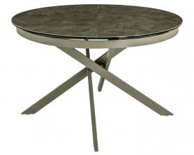 Обеденный стол MC-1907DT MK-7510-BR Керамика Коричневый