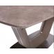 Дополнительное фото №3 - Обеденный стол OASIS-160 Керамика Мокка