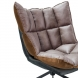 Дополнительное фото №4 - Кресло DC-1565F BROWN