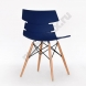 Дополнительное фото №0 - Стул PW-030 Eames style blue